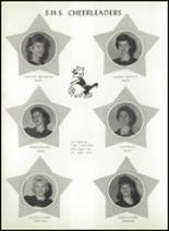 1960 Seymour High School Yearbook Page 34 & 35