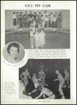 1960 Seymour High School Yearbook Page 36 & 37