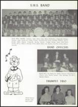 1960 Seymour High School Yearbook Page 44 & 45