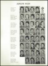 1960 Seymour High School Yearbook Page 54 & 55