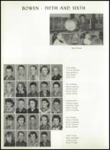 1960 Seymour High School Yearbook Page 56 & 57