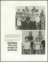 1978 Chariton High School Yearbook Page 24 & 25