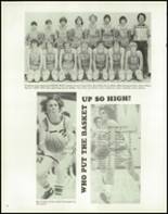 1978 Chariton High School Yearbook Page 76 & 77
