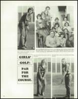 1978 Chariton High School Yearbook Page 84 & 85