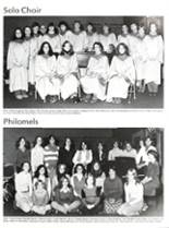 1979 Conard High School Yearbook Page 54 & 55