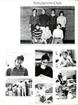 1979 Conard High School Yearbook Page 72 & 73