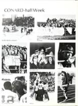 1979 Conard High School Yearbook Page 78 & 79