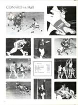 1979 Conard High School Yearbook Page 136 & 137