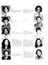 1979 Conard High School Yearbook Page 154 & 155