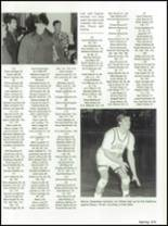 1994 McCallie High School Yearbook Page 222 & 223