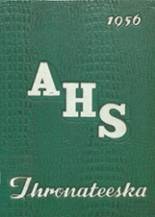1956 Yearbook Albany High School