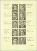 1933 Somerville High School Yearbook Page 28 & 29