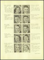 1933 Somerville High School Yearbook Page 30 & 31