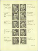 1933 Somerville High School Yearbook Page 32 & 33