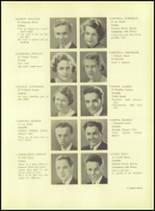 1933 Somerville High School Yearbook Page 34 & 35