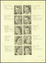 1933 Somerville High School Yearbook Page 38 & 39