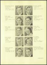 1933 Somerville High School Yearbook Page 40 & 41