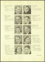 1933 Somerville High School Yearbook Page 42 & 43