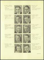 1933 Somerville High School Yearbook Page 44 & 45