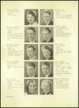 1933 Somerville High School Yearbook Page 46 & 47