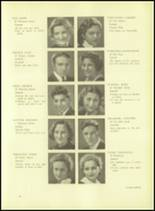 1933 Somerville High School Yearbook Page 48 & 49