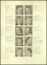 1933 Somerville High School Yearbook Page 50 & 51
