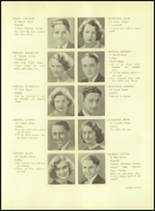 1933 Somerville High School Yearbook Page 52 & 53