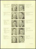 1933 Somerville High School Yearbook Page 54 & 55