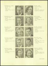 1933 Somerville High School Yearbook Page 56 & 57