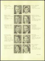 1933 Somerville High School Yearbook Page 58 & 59