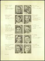 1933 Somerville High School Yearbook Page 60 & 61