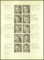 1933 Somerville High School Yearbook Page 62 & 63