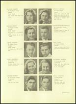 1933 Somerville High School Yearbook Page 64 & 65
