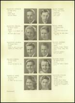 1933 Somerville High School Yearbook Page 68 & 69