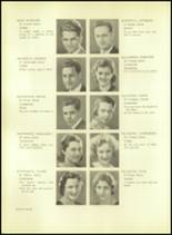 1933 Somerville High School Yearbook Page 70 & 71