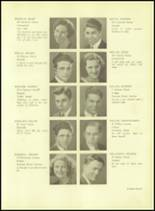 1933 Somerville High School Yearbook Page 72 & 73