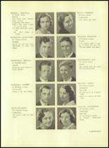1933 Somerville High School Yearbook Page 74 & 75