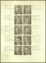 1933 Somerville High School Yearbook Page 76 & 77