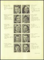 1933 Somerville High School Yearbook Page 82 & 83