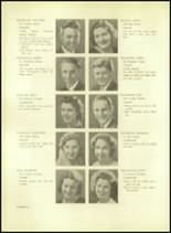 1933 Somerville High School Yearbook Page 84 & 85