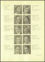 1933 Somerville High School Yearbook Page 86 & 87