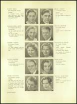 1933 Somerville High School Yearbook Page 88 & 89