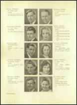 1933 Somerville High School Yearbook Page 92 & 93