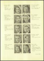1933 Somerville High School Yearbook Page 96 & 97