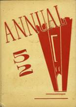 1952 Yearbook Ithaca High School
