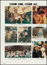 1982 East Davidson High School Yearbook Page 10 & 11