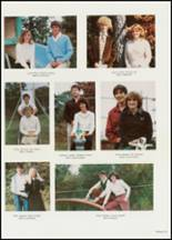 1982 East Davidson High School Yearbook Page 22 & 23