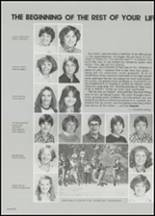 1982 East Davidson High School Yearbook Page 54 & 55