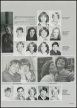 1982 East Davidson High School Yearbook Page 56 & 57