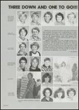 1982 East Davidson High School Yearbook Page 58 & 59